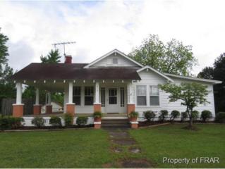 719  Center Church Rd  , Sanford, NC 27330 (MLS #445494) :: Weichert Realtors, On-Site Associates