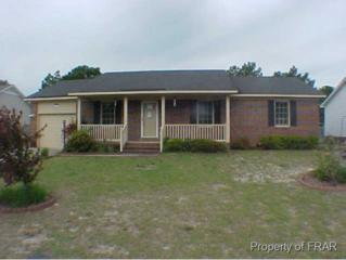 5133  Thackeray Dr  , Fayetteville, NC 28306 (MLS #446459) :: Weichert Realtors, On-Site Associates