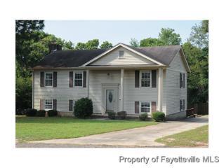 442  Shoreline Dr  , Fayetteville, NC 28311 (MLS #430630) :: Weichert Realtors, On-Site Associates