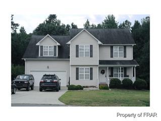 25  Durham Court  , Spring Lake, NC 28390 (MLS #432281) :: Weichert Realtors, On-Site Associates