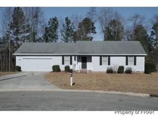 2700  Leabrook Dr  , Fayetteville, NC 28306 (MLS #437345) :: Weichert Realtors, On-Site Associates