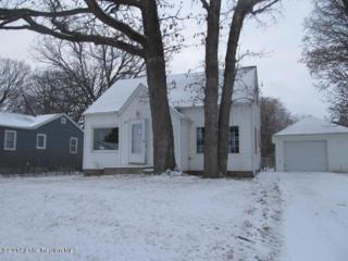 1124  Jackson Avenue  , Detroit Lakes, MN 56501 (MLS #20-14150) :: Ryan Hanson Homes Team- Keller Williams Realty Professionals