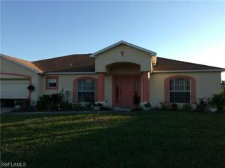 1436 SE 35th St  , Cape Coral, FL 33904 (MLS #214006125) :: RE/MAX Realty Team