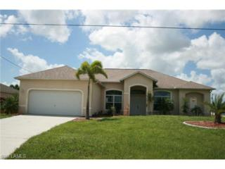 1628 NW 10th St  , Cape Coral, FL 33993 (MLS #214047026) :: American Brokers Realty Group