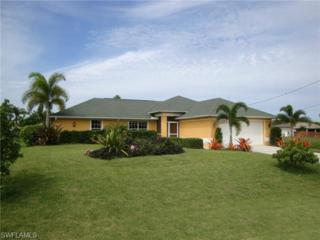 1718 SW 9th Pl  , Cape Coral, FL 33991 (MLS #214055572) :: American Brokers Realty Group