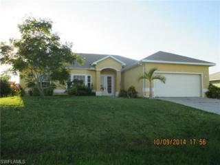 830 SE 5th Ct  , Cape Coral, FL 33990 (MLS #214055734) :: Royal Shell Real Estate