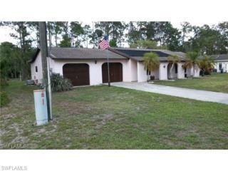 2505 E 3rd St  , Lehigh Acres, FL 33936 (MLS #214057145) :: Royal Shell Real Estate