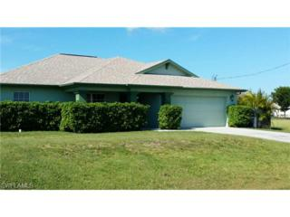 3744 NE 13th Pl  , Cape Coral, FL 33909 (MLS #214057948) :: American Brokers Realty Group