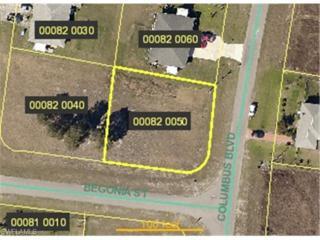 1252  Columbus Blvd  , Lehigh Acres, FL 33913 (MLS #214058097) :: Royal Shell Real Estate