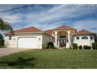 1907 NW 3rd Ter  , Cape Coral, FL 33993 (MLS #214061429) :: American Brokers Realty Group