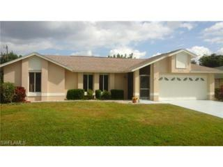 409 SE 21st Ave  , Cape Coral, FL 33990 (MLS #214061876) :: Royal Shell Real Estate