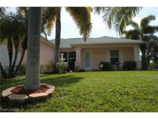 1320 SW 15th Ter  , Cape Coral, FL 33991 (MLS #214064404) :: RE/MAX Realty Team