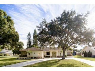 5749  Inverness Cir  , North Fort Myers, FL 33903 (MLS #214064686) :: Royal Shell Real Estate