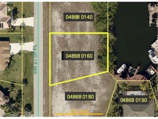 4129 SW 27th Pl  , Cape Coral, FL 33914 (MLS #214065405) :: RE/MAX Realty Team