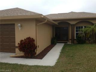 2922  Chiquita Blvd S , Cape Coral, FL 33914 (MLS #215001321) :: American Brokers Realty Group
