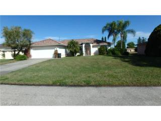 1311 SE 22nd Ter  , Cape Coral, FL 33990 (MLS #215004409) :: RE/MAX Realty Team