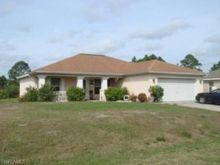 1147  Barfield St E , Lehigh Acres, FL 33974 (MLS #215005511) :: Royal Shell Real Estate