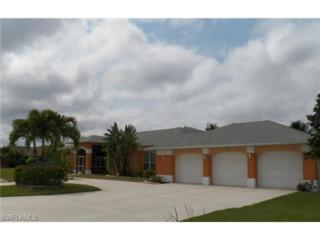 434 NW 38th Pl  , Cape Coral, FL 33993 (MLS #215006024) :: American Brokers Realty Group