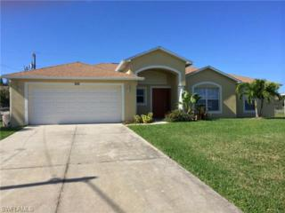 902 SW 9th Ct  , Cape Coral, FL 33991 (MLS #215006107) :: American Brokers Realty Group