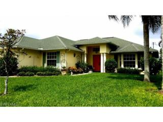 4121 SW 5th Pl  , Cape Coral, FL 33914 (MLS #215007581) :: RE/MAX Realty Team