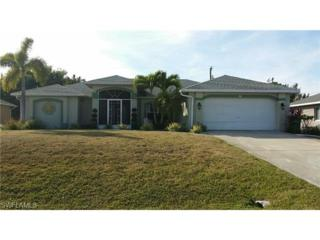 3530 SW 14th Pl  , Cape Coral, FL 33914 (MLS #215007600) :: RE/MAX Realty Team
