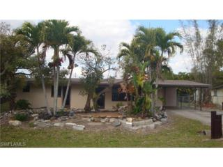 2137  Chandler Ave  , Fort Myers, FL 33907 (MLS #215014339) :: Royal Shell Real Estate