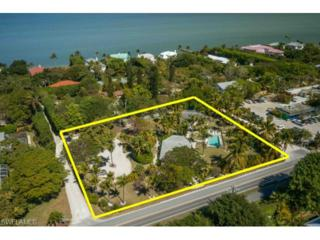 1220  Morningside Pl  , Sanibel, FL 33957 (MLS #215015046) :: Royal Shell Real Estate