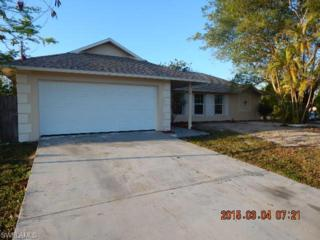 710 SW 25th St  , Cape Coral, FL 33914 (MLS #215017943) :: Royal Shell Real Estate