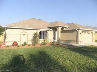 917 SW 6th Ct  , Cape Coral, FL 33991 (MLS #215031227) :: RE/MAX Realty Team