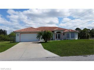 3201 NW 20th Ln  , Cape Coral, FL 33993 (MLS #215032451) :: American Brokers Realty Group