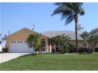 618 SW 27th St  , Cape Coral, FL 33914 (MLS #214007777) :: RE/MAX Realty Team