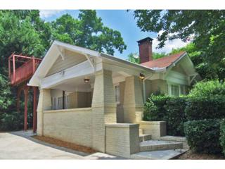 614 NE Cooledge Avenue  , Atlanta, GA 30306 (MLS #5308747) :: The Zac Team @ RE/MAX Metro Atlanta
