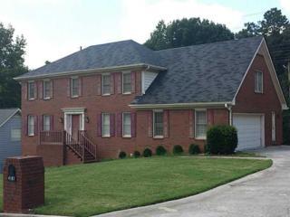 4983  Oak Leaf Terrace  , Stone Mountain, GA 30087 (MLS #5333437) :: The Buyer's Agency