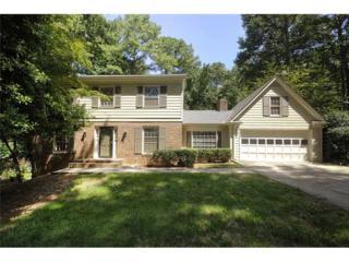 596  Beth Court SW , Lilburn, GA 30047 (MLS #5335454) :: The Buyer's Agency