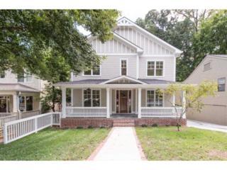 2569  Acorn Avenue NE , Atlanta, GA 30305 (MLS #5338185) :: The Buyer's Agency