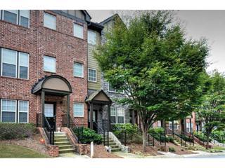 1213  Ashford Creek Park NE 1213, Atlanta, GA 30319 (MLS #5345895) :: Dillard and Company Realty Group