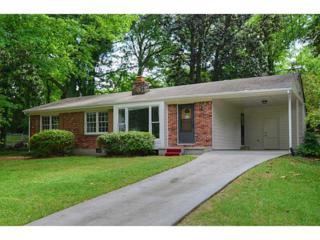 2569  Woodgreen Drive  , Atlanta, GA 30341 (MLS #5346092) :: Dillard and Company Realty Group