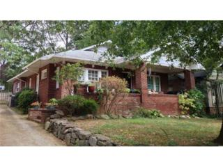 1079  North Highland Avenue  , Atlanta, GA 30306 (MLS #5348337) :: The Zac Team @ RE/MAX Metro Atlanta