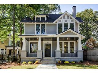 820  Briarcliff Road NE , Atlanta, GA 30306 (MLS #5353933) :: The Zac Team @ RE/MAX Metro Atlanta