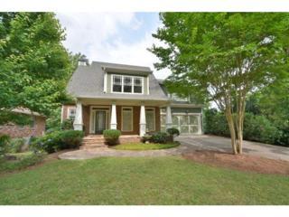 2627  Camille Drive NE , Atlanta, GA 30319 (MLS #5356403) :: Dillard and Company Realty Group