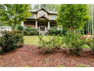 2603  Dusty Lane  , Decatur, GA 30032 (MLS #5356851) :: Dillard and Company Realty Group