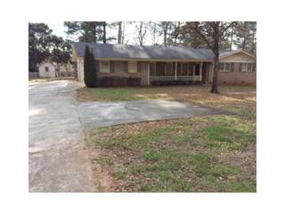 587  Cole Drive  , Lilburn, GA 30047 (MLS #5357839) :: The Buyer's Agency