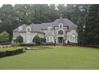 5365  Harrowood Lane  , Sandy Springs, GA 30327 (MLS #5358715) :: The Hinsons - Mike Hinson & Harriet Hinson