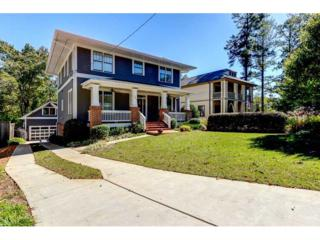 722  Mckoy Street  , Decatur, GA 30030 (MLS #5359498) :: The Buyer's Agency