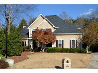 1199  Jennifer Oaks Drive  , Alpharetta, GA 30004 (MLS #5370553) :: Dillard and Company Realty Group