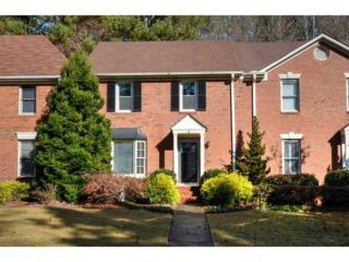 4  Huntington Place Drive  4, Sandy Springs, GA 30350 (MLS #5370585) :: North Atlanta Home Team