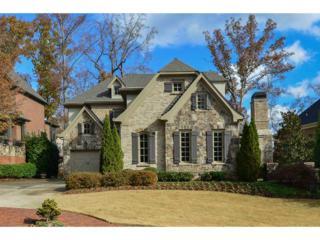 1665  High Trail  , Atlanta, GA 30339 (MLS #5370730) :: Dillard and Company Realty Group