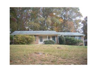 1388  Ridgewood Drive  , Lilburn, GA 30047 (MLS #5370935) :: The Buyer's Agency