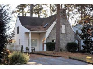 633  Hillpine Drive  , Atlanta, GA 30306 (MLS #5376119) :: The Zac Team @ RE/MAX Metro Atlanta
