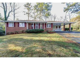 1380  Nalley Circle  , Decatur, GA 30033 (MLS #5377610) :: The Hinsons - Mike Hinson & Harriet Hinson